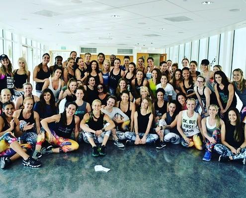 #linkednotranked, Link Together, Lead Together, Terez, intenSati, Natalia Petrzela, fitness activist
