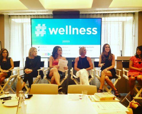 wellness culture, fitness culture, kira stokes, joy bauer, natalia petrzela, media wellness, wellness expert