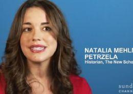 Natalia Mehlman Petrzela, Natalia Petrzela, Sundance Channel, historian, Love Lust, history, The New School, website, popular, commentary, press