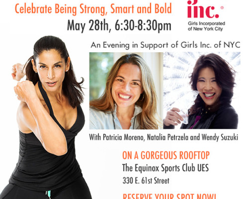 Girls Inc, Natalia Petrzela, gender, intenSati, feminism, Wendy Suzuki, Patricia Moreno