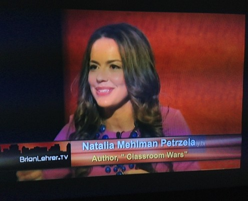 Natalia Mehlman Petrzela, media, Brian Lehrer TV, Natalia Petrzela