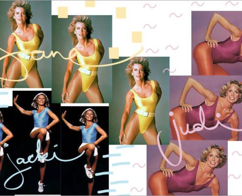 Natalia Petrzela, column, aerobics, fitness, Jacki Sorensen, Jane Fonda, Judi Sheppard Missett