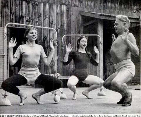 Natalia Petrzela, Pilates, Joseph Pilates, history, fitness history, The New School, contrology