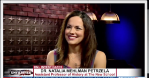 historical literacy, petrzela TV, natalia petrzela, unfiltered, history education, conservative history, dennis michael lynch