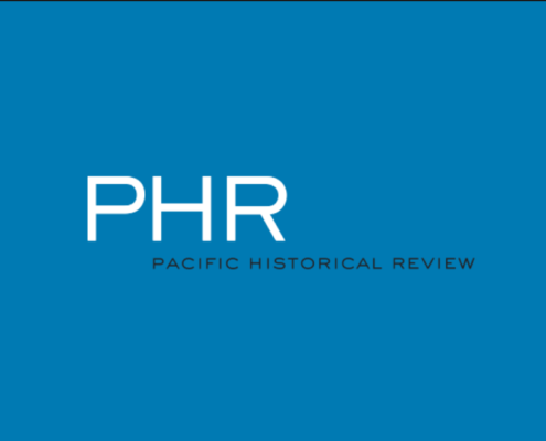 pacific historical review, petrzela, history of education, historian of education, roger geiger